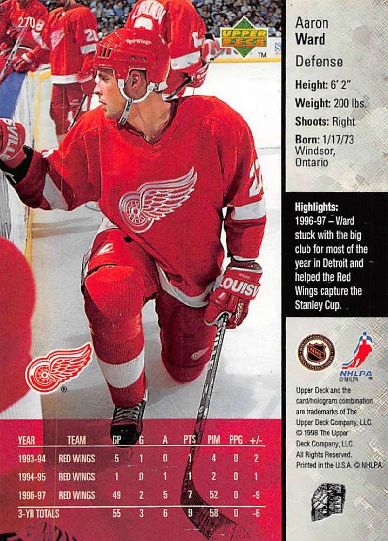 1997-98-Upper-Deck-Hockey-Card-Series-Two-Pick-From-List-211-420 thumbnail 77