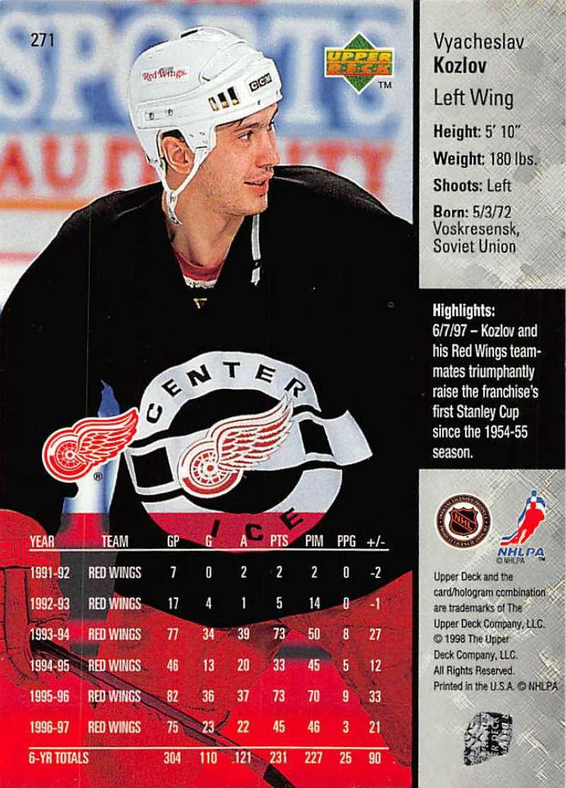 1997-98-Upper-Deck-Hockey-Card-Series-Two-Pick-From-List-211-420 thumbnail 79