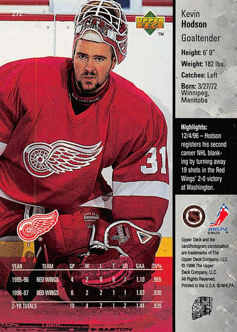 1997-98-Upper-Deck-Hockey-Card-Series-Two-Pick-From-List-211-420 thumbnail 81