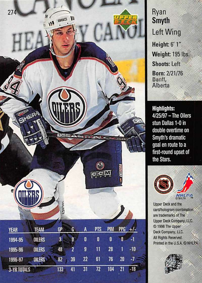 1997-98-Upper-Deck-Hockey-Card-Series-Two-Pick-From-List-211-420 thumbnail 83