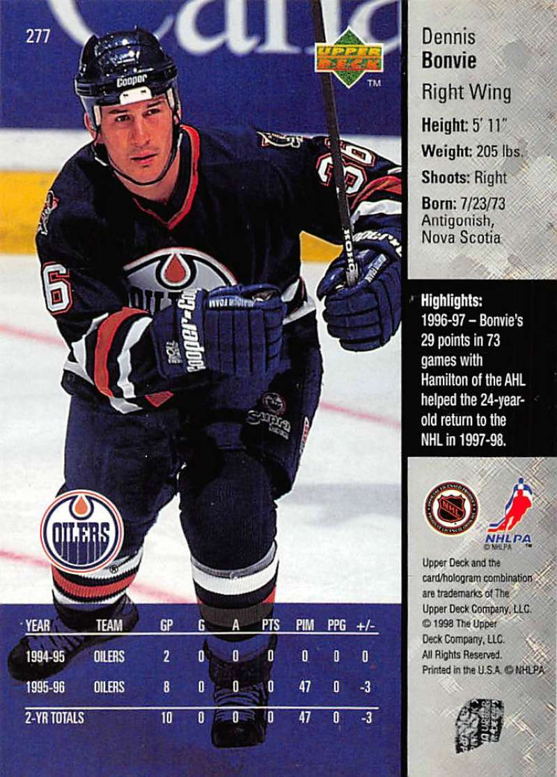 1997-98-Upper-Deck-Hockey-Card-Series-Two-Pick-From-List-211-420 thumbnail 87
