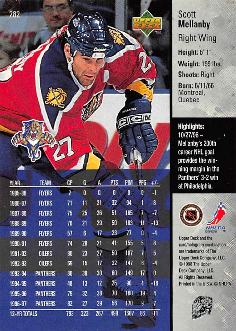 1997-98-Upper-Deck-Hockey-Card-Series-Two-Pick-From-List-211-420 thumbnail 97