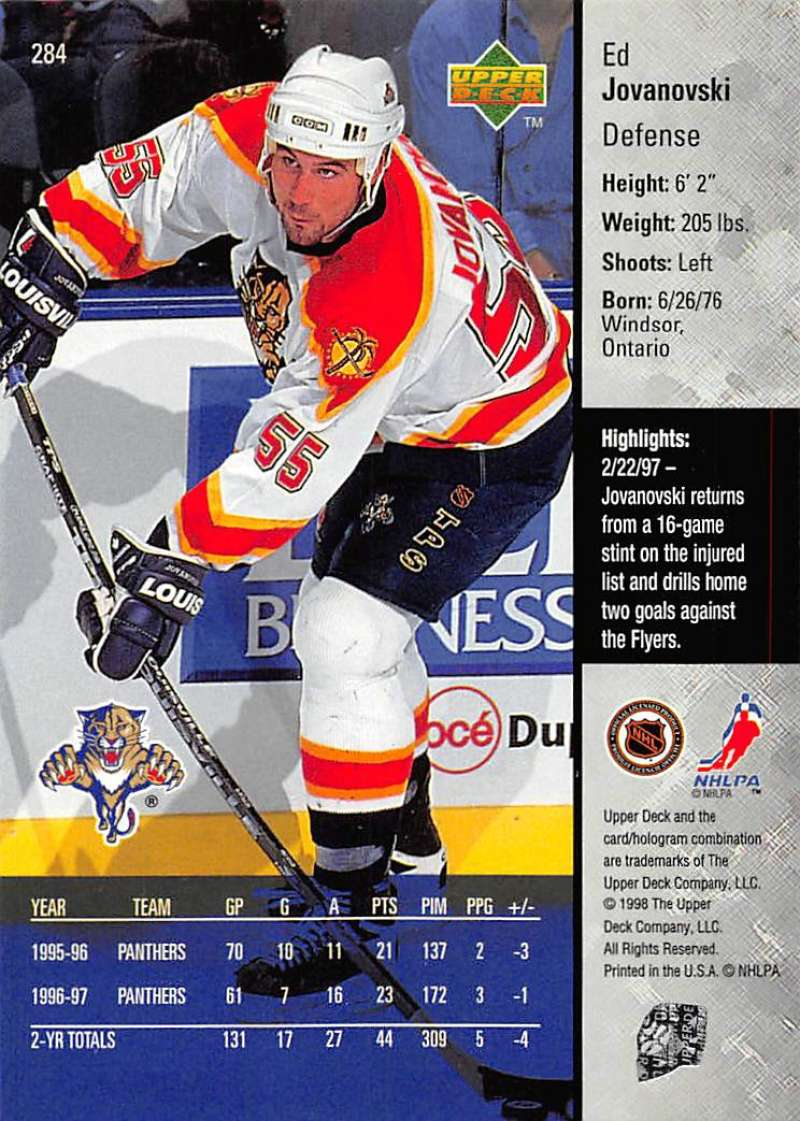 1997-98-Upper-Deck-Hockey-Card-Series-Two-Pick-From-List-211-420 thumbnail 99