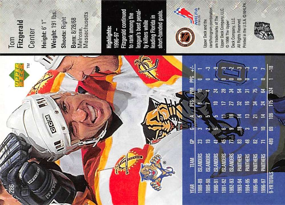 1997-98-Upper-Deck-Hockey-Card-Series-Two-Pick-From-List-211-420 thumbnail 103