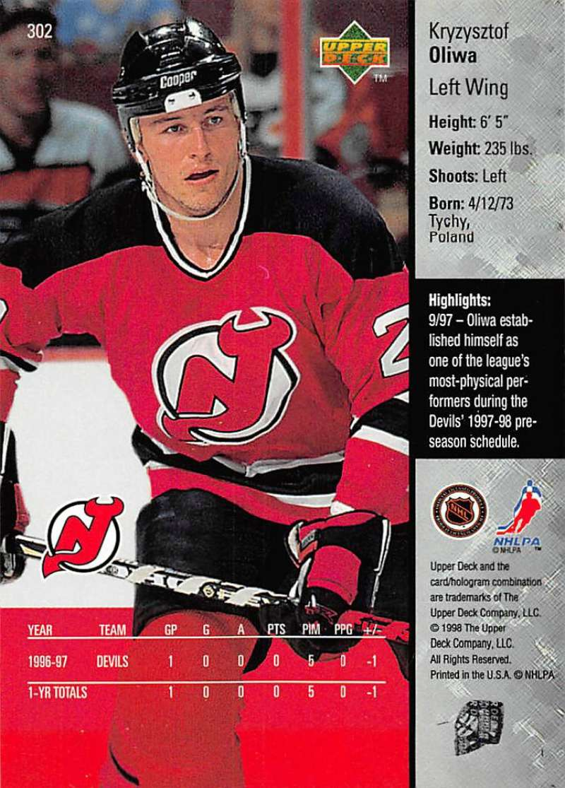 1997-98-Upper-Deck-Hockey-Card-Series-Two-Pick-From-List-211-420 thumbnail 121