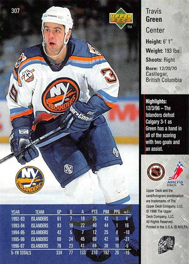 1997-98-Upper-Deck-Hockey-Card-Series-Two-Pick-From-List-211-420 thumbnail 131