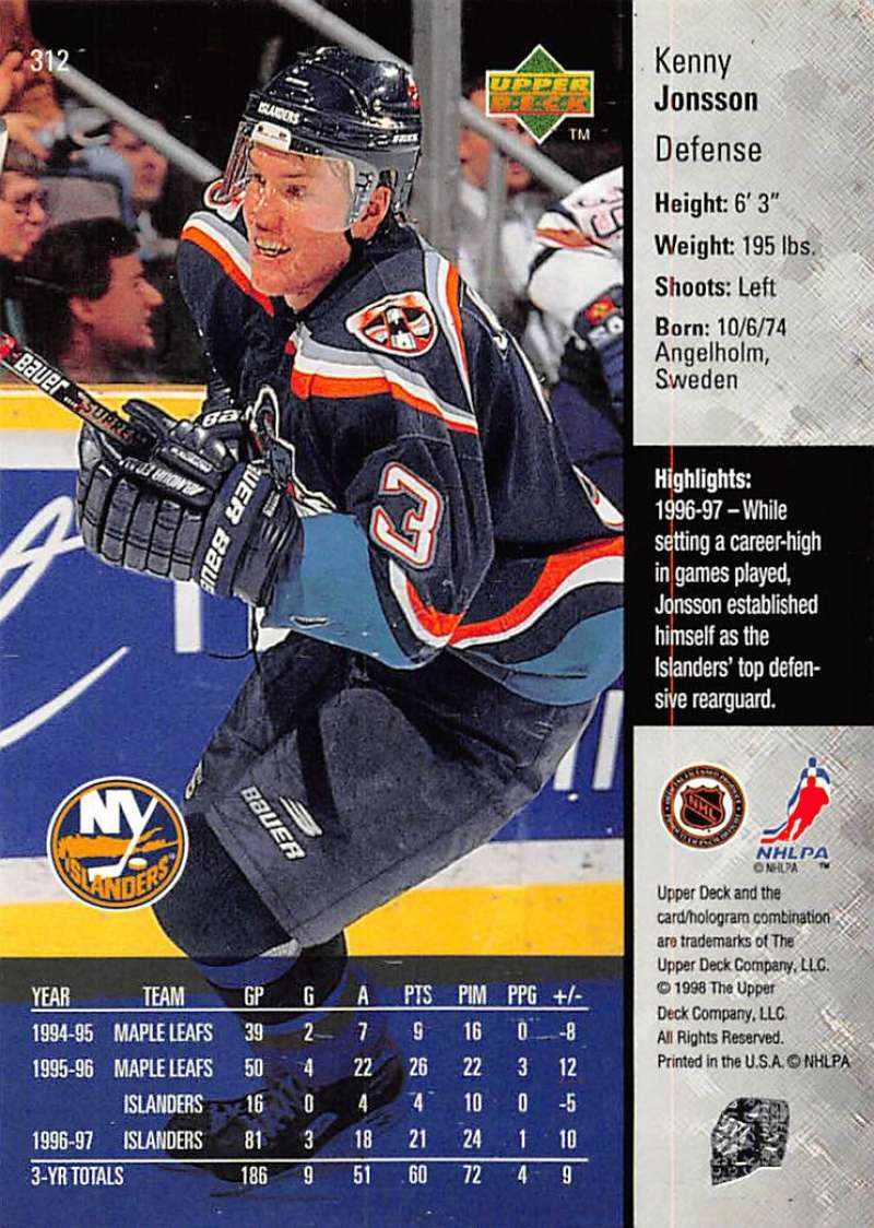 1997-98-Upper-Deck-Hockey-Card-Series-Two-Pick-From-List-211-420 thumbnail 141