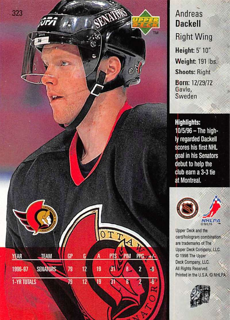 1997-98-Upper-Deck-Hockey-Card-Series-Two-Pick-From-List-211-420 thumbnail 157