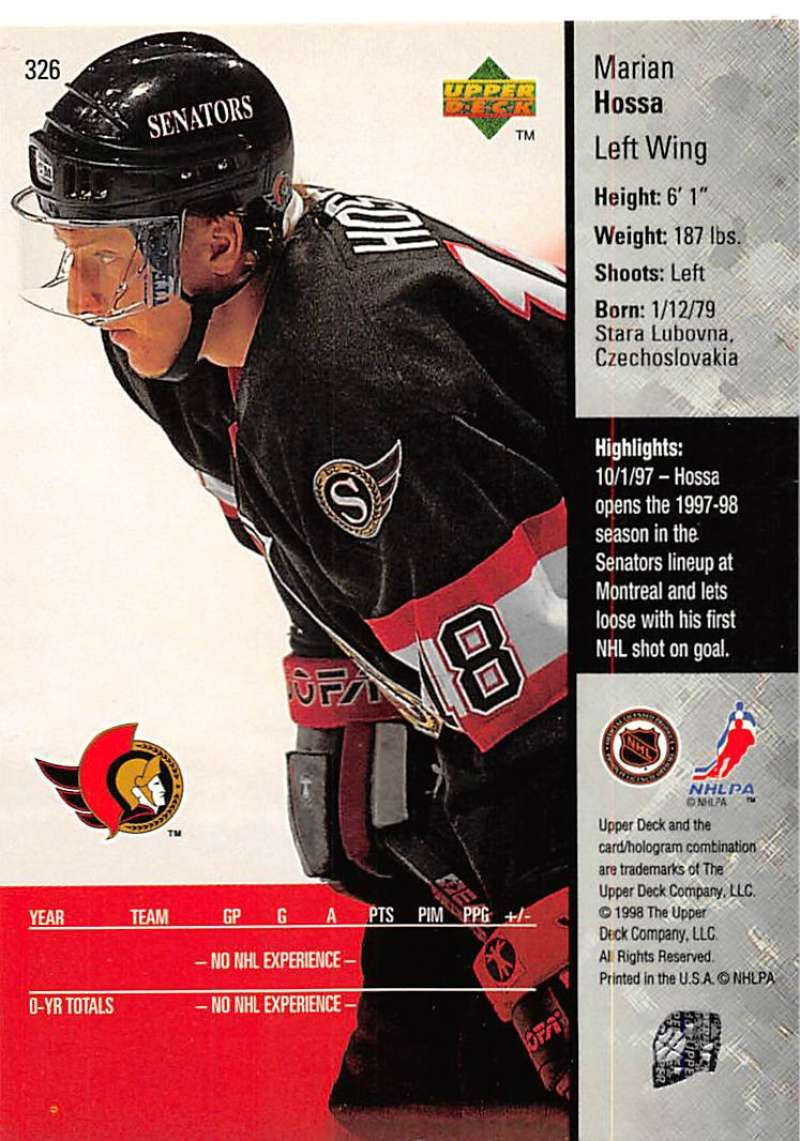 1997-98-Upper-Deck-Hockey-Card-Series-Two-Pick-From-List-211-420 thumbnail 161
