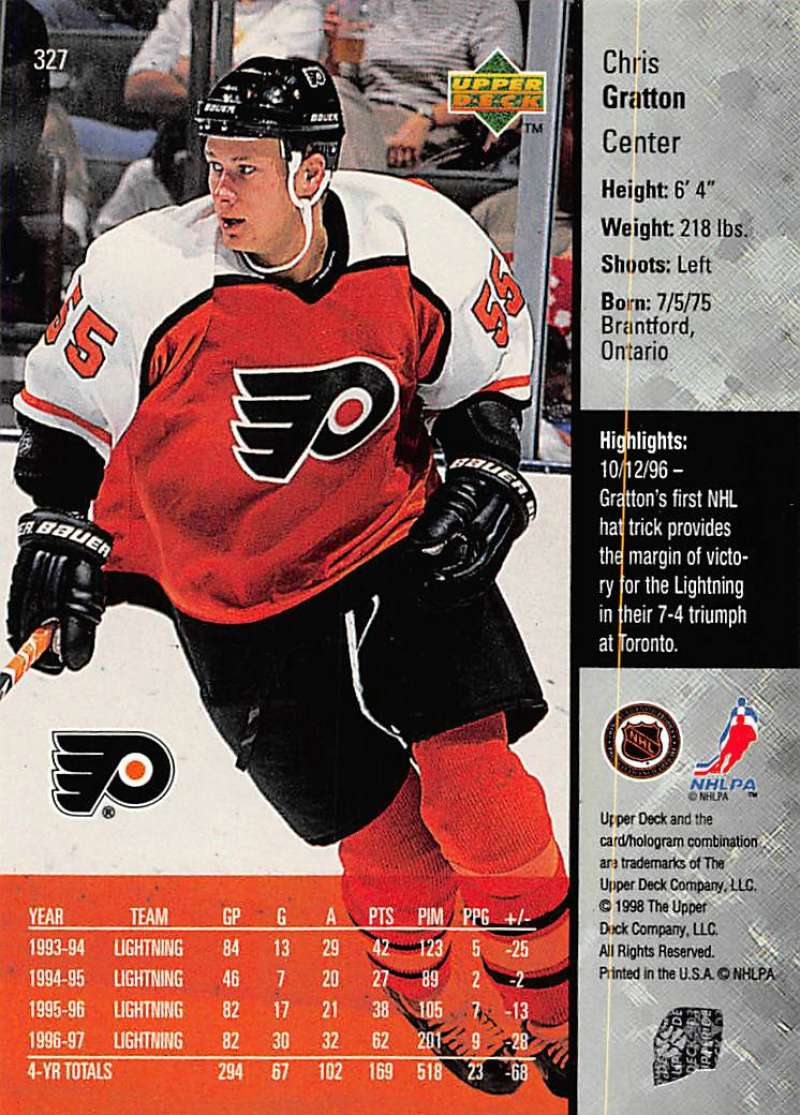 1997-98-Upper-Deck-Hockey-Card-Series-Two-Pick-From-List-211-420 thumbnail 163