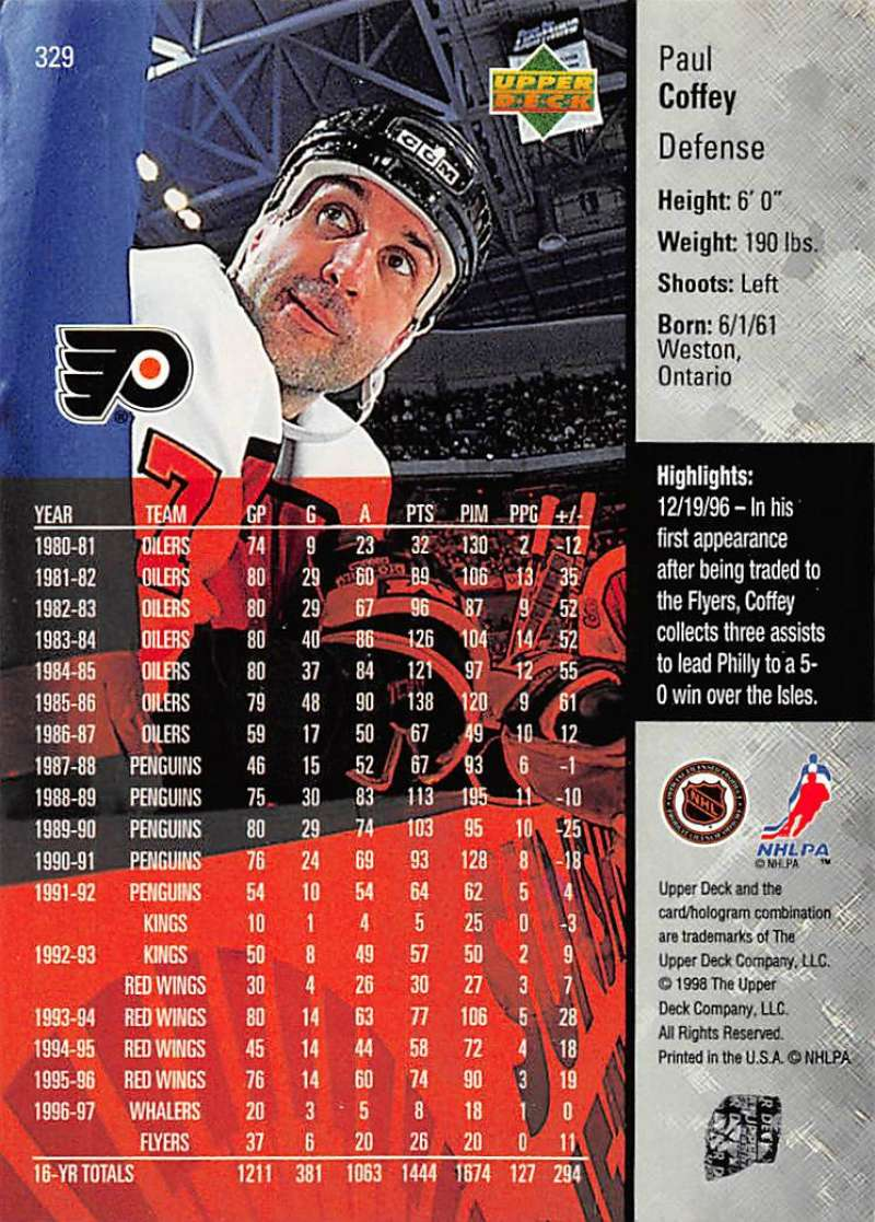 1997-98-Upper-Deck-Hockey-Card-Series-Two-Pick-From-List-211-420 thumbnail 167