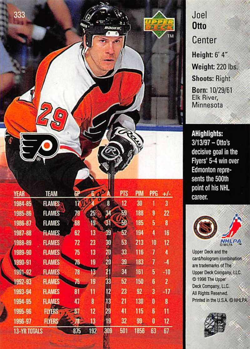 1997-98-Upper-Deck-Hockey-Card-Series-Two-Pick-From-List-211-420 thumbnail 175