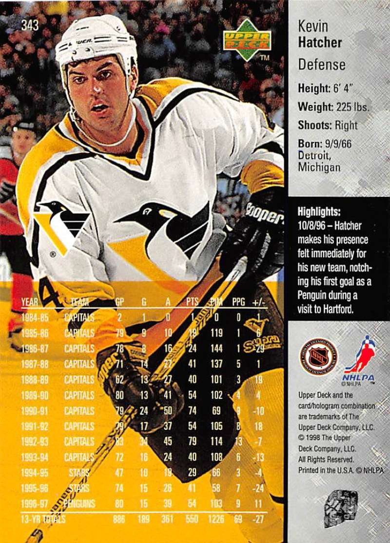1997-98-Upper-Deck-Hockey-Card-Series-Two-Pick-From-List-211-420 thumbnail 185
