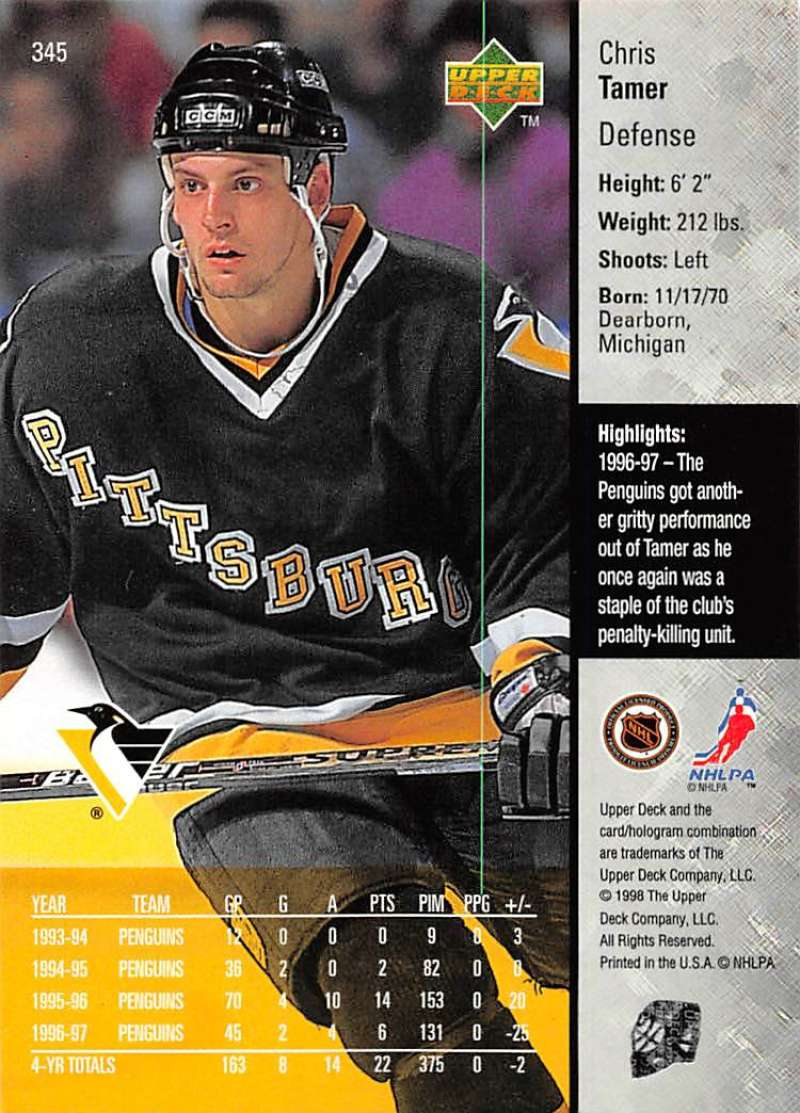 1997-98-Upper-Deck-Hockey-Card-Series-Two-Pick-From-List-211-420 thumbnail 189