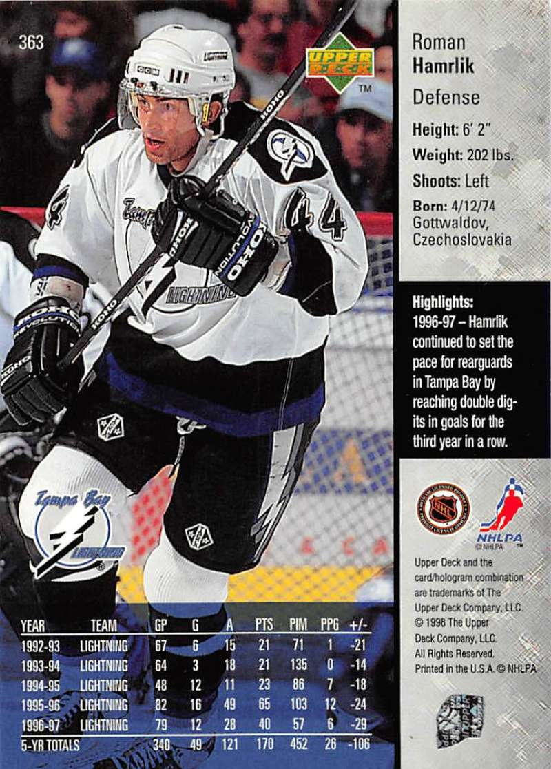 1997-98-Upper-Deck-Hockey-Card-Series-Two-Pick-From-List-211-420 thumbnail 219