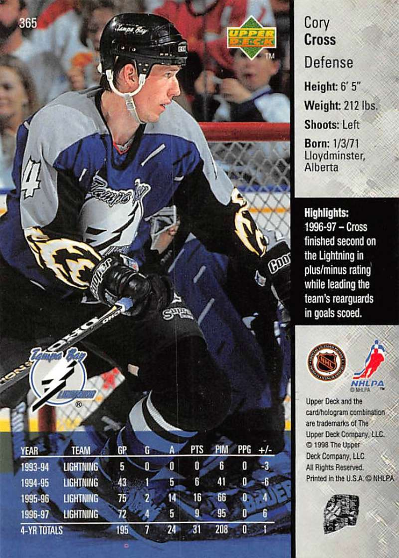 1997-98-Upper-Deck-Hockey-Card-Series-Two-Pick-From-List-211-420 thumbnail 223