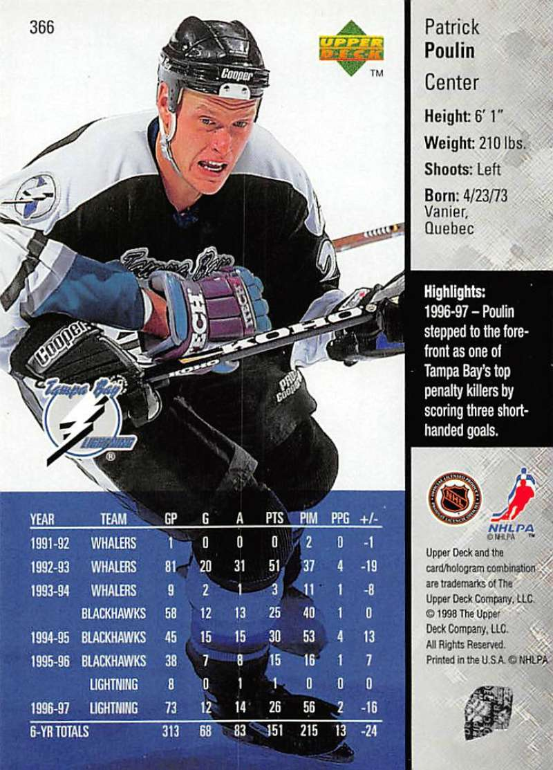 1997-98-Upper-Deck-Hockey-Card-Series-Two-Pick-From-List-211-420 thumbnail 225