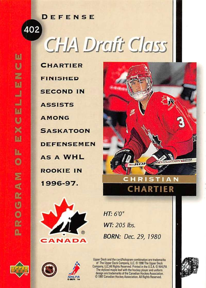 1997-98-Upper-Deck-Hockey-Card-Series-Two-Pick-From-List-211-420 thumbnail 239