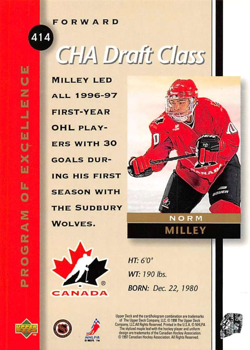1997-98-Upper-Deck-Hockey-Card-Series-Two-Pick-From-List-211-420 thumbnail 245