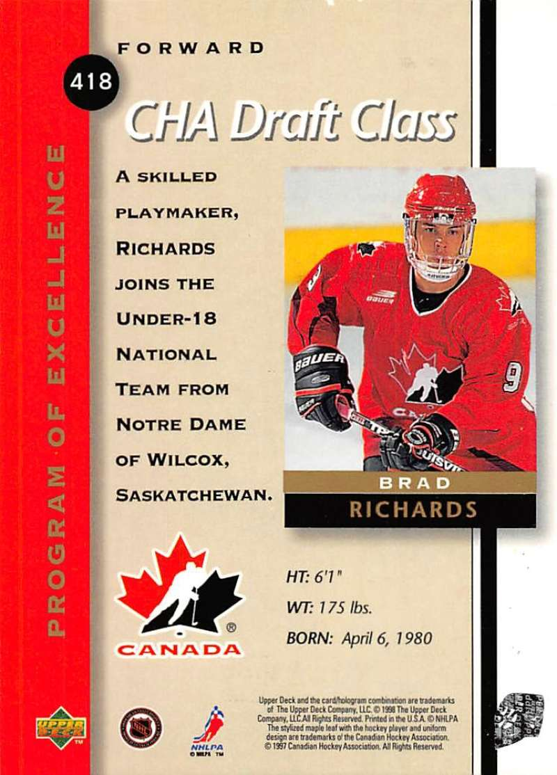 1997-98-Upper-Deck-Hockey-Card-Series-Two-Pick-From-List-211-420 thumbnail 247