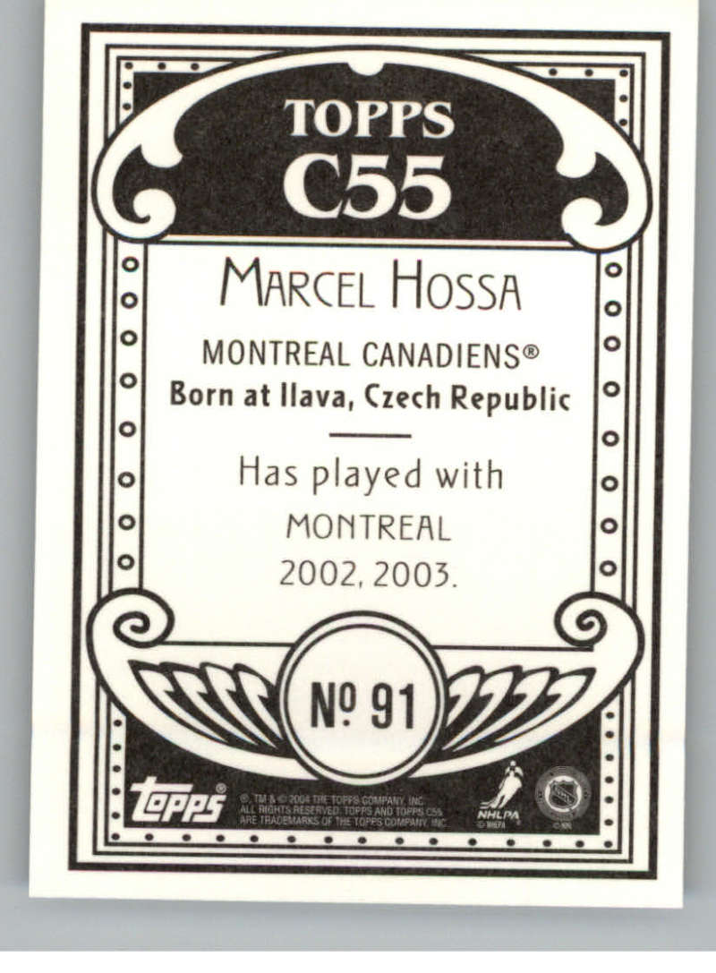 2003-04-Topps-C55-NHL-Hockey-Cards-Pick-From-List-Includes-Rookies-and-Variants thumbnail 193