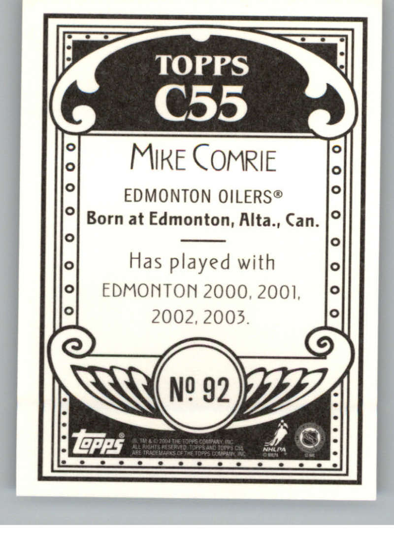 2003-04-Topps-C55-NHL-Hockey-Cards-Pick-From-List-Includes-Rookies-and-Variants thumbnail 195