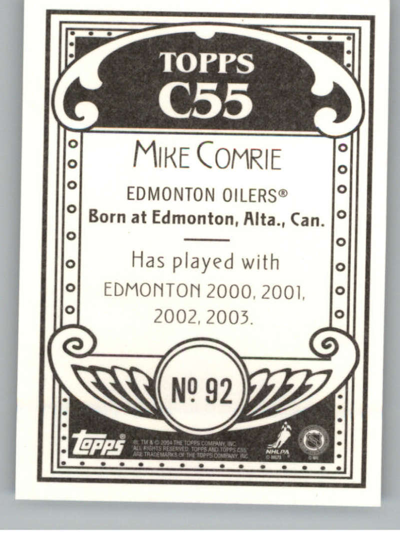 2003-04-Topps-C55-NHL-Hockey-Cards-Pick-From-List-Includes-Rookies-and-Variants thumbnail 197