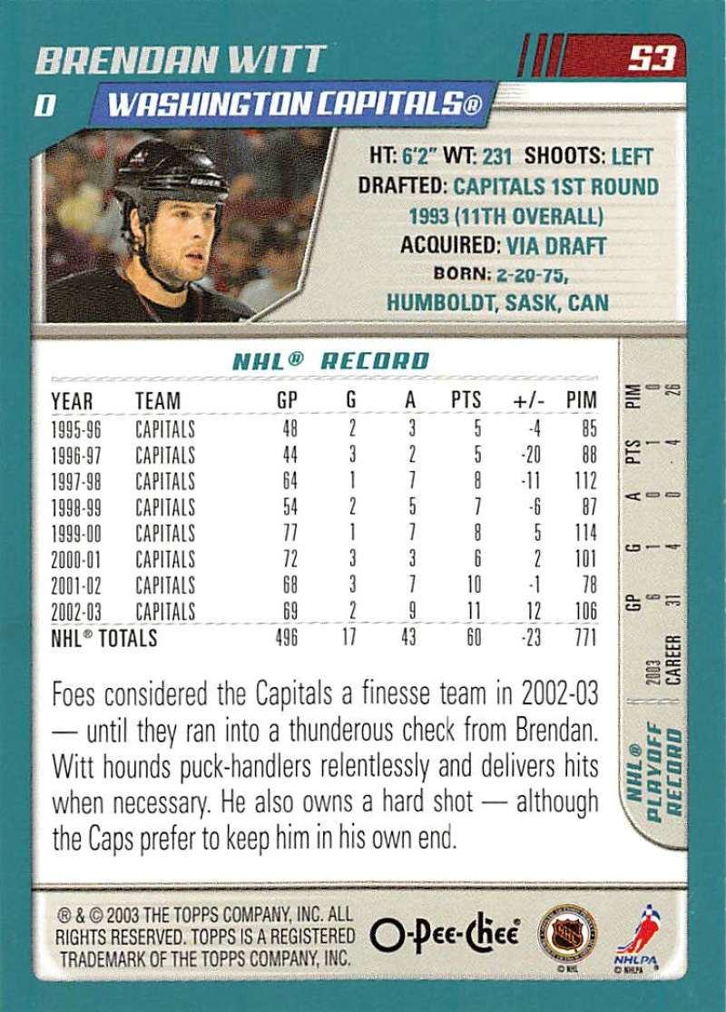 2003-04-O-Pee-Chee-OPC-Hockey-Cards-Pick-From-List-1-200 thumbnail 105