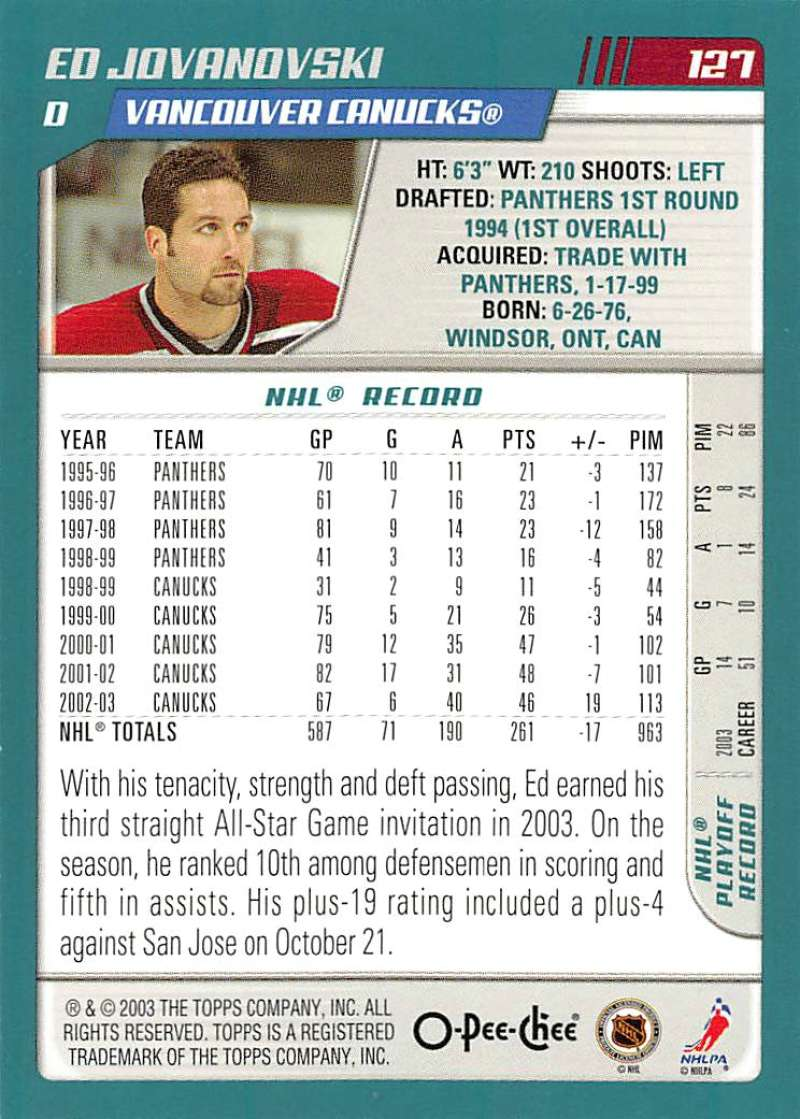 2003-04-O-Pee-Chee-OPC-Hockey-Cards-Pick-From-List-1-200 thumbnail 251