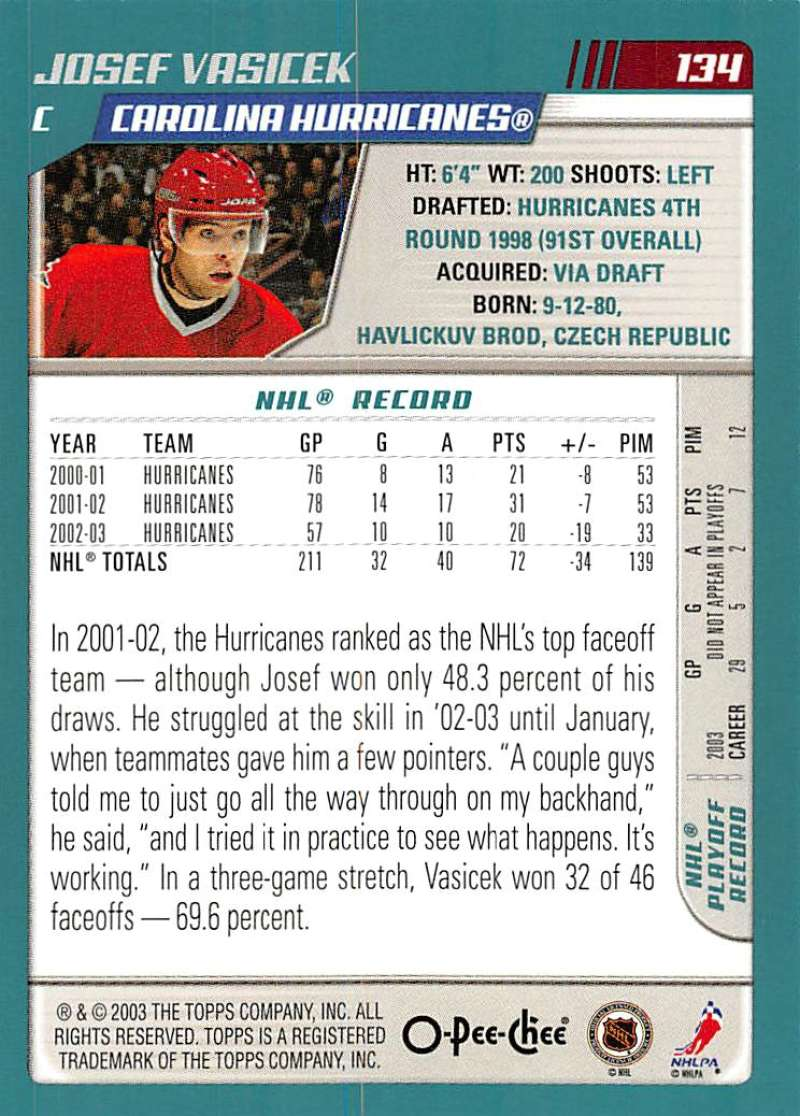 2003-04-O-Pee-Chee-OPC-Hockey-Cards-Pick-From-List-1-200 thumbnail 265