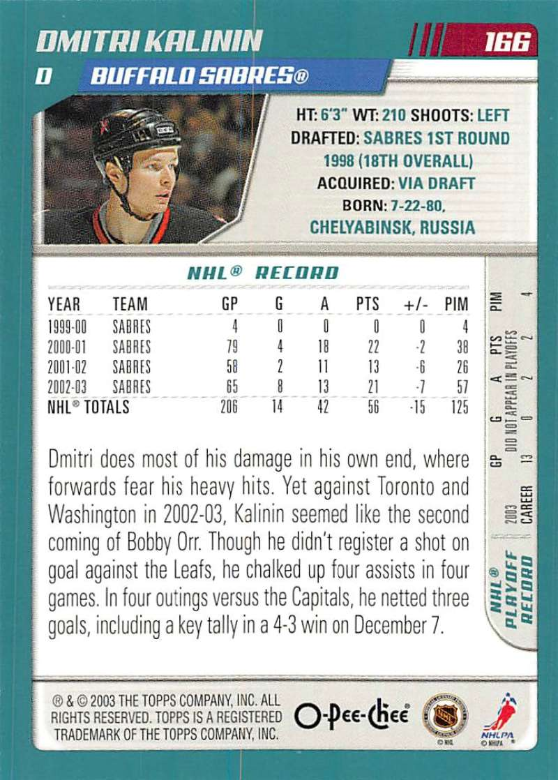 2003-04-O-Pee-Chee-OPC-Hockey-Cards-Pick-From-List-1-200 thumbnail 327