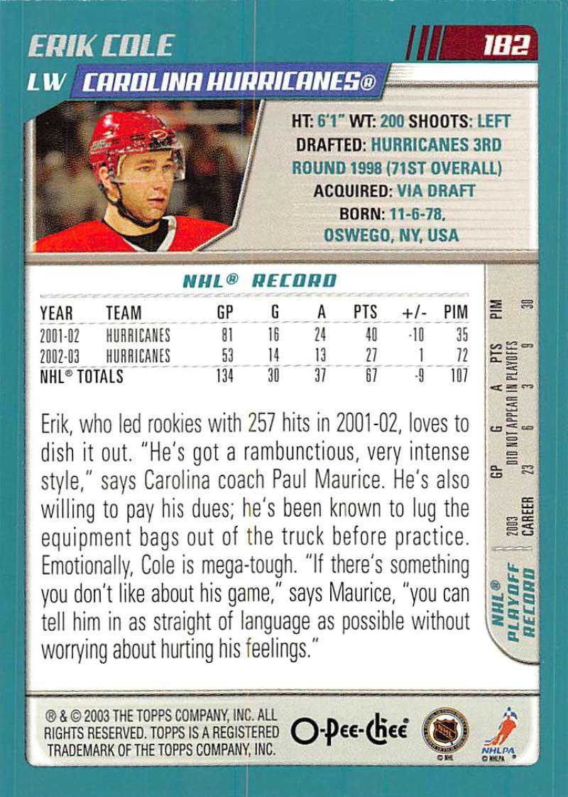 2003-04-O-Pee-Chee-OPC-Hockey-Cards-Pick-From-List-1-200 thumbnail 359