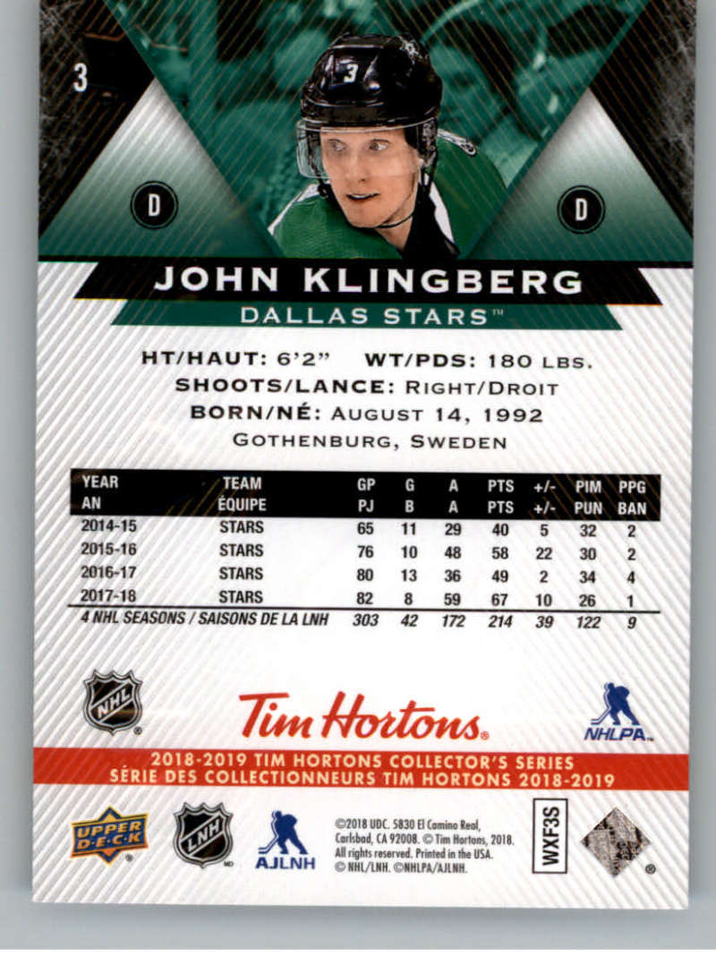 2018-19-Upper-Deck-Tim-Hortons-NHL-Hockey-Cards-Base-and-Inserts-Pick-From-List miniature 3
