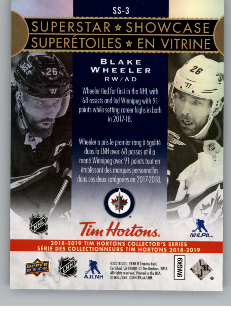 2018-19-Upper-Deck-Tim-Hortons-NHL-Hockey-Cards-Base-and-Inserts-Pick-From-List thumbnail 107