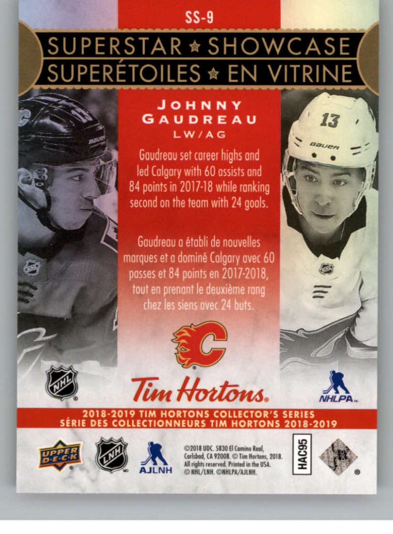 2018-19-Upper-Deck-Tim-Hortons-NHL-Hockey-Cards-Base-and-Inserts-Pick-From-List miniature 101