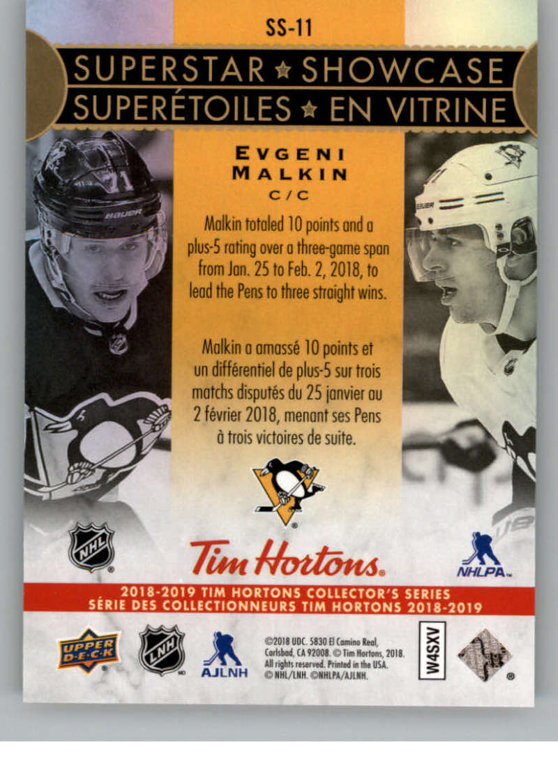2018-19-Upper-Deck-Tim-Hortons-NHL-Hockey-Cards-Base-and-Inserts-Pick-From-List miniature 103