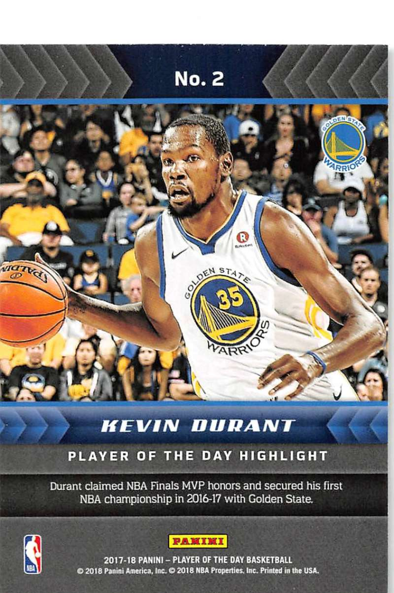 2017-18-Panini-Player-of-the-Day-NBA-Basketball-Cards-Pick-From-List thumbnail 5