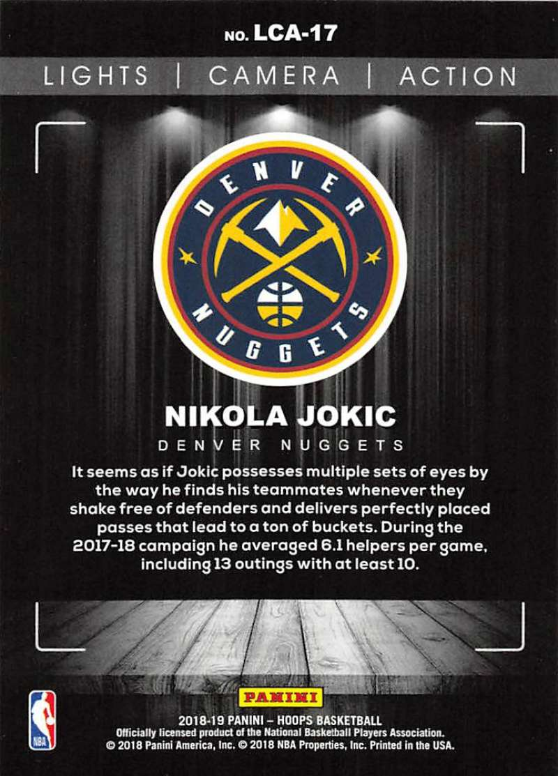 2018-19-Panini-NBA-Hoops-Retail-Inserts-Pick-From-List-All-Sets-Included thumbnail 131