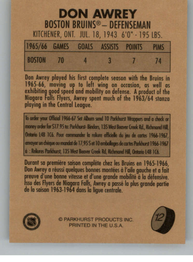 1995-96-Parkhurst-039-66-67-Hockey-Cards-Base-and-Inserts-Pick-From-List thumbnail 17