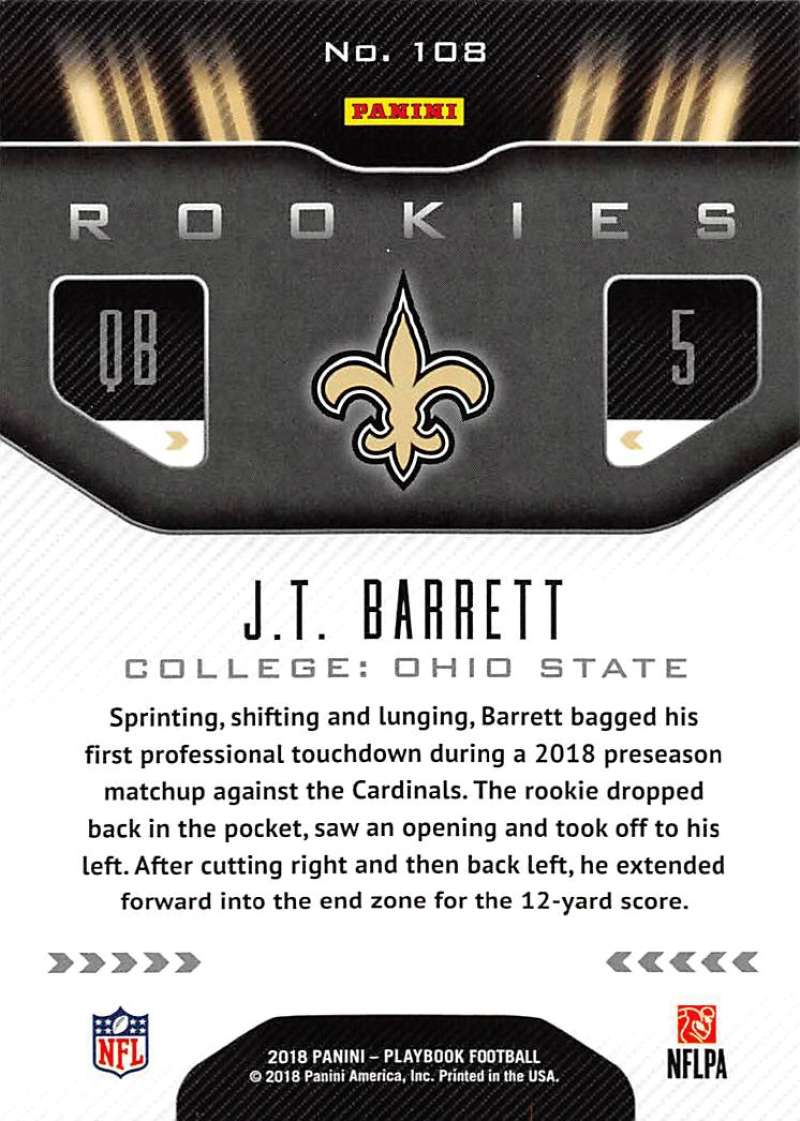 2018-Playbook-Orange-Parallel-NFL-Football-Cards-Pick-From-List miniature 61