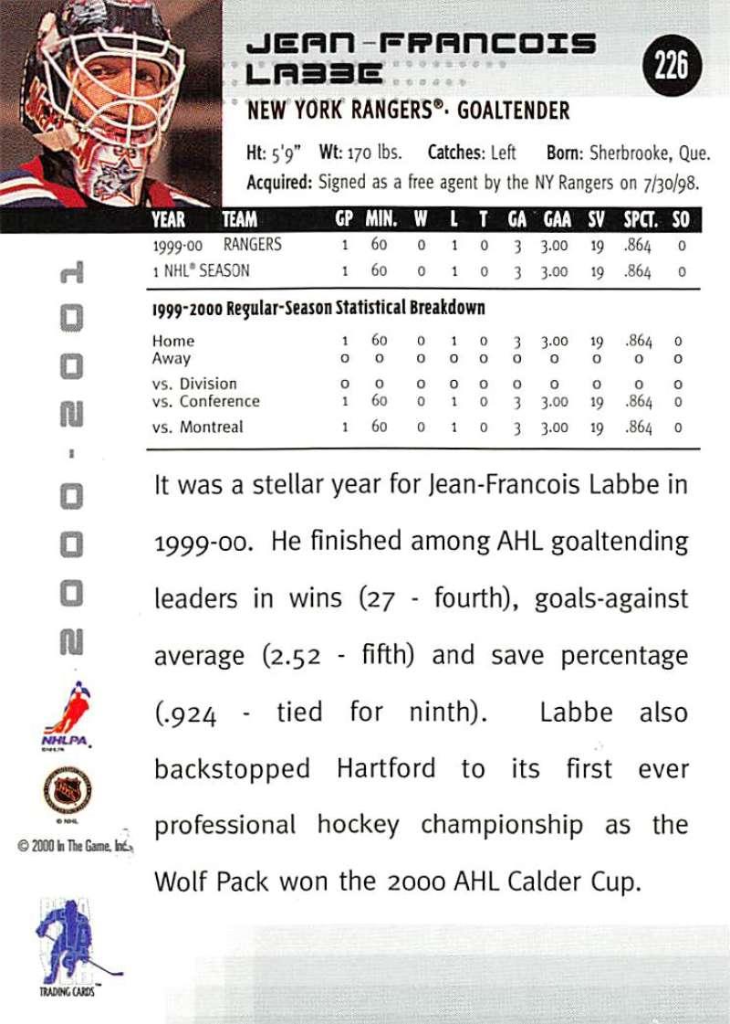2000-01-BAP-Memorabilia-Hockey-Cards-Pick-From-List-Includes-Rookies-201-400 miniature 51