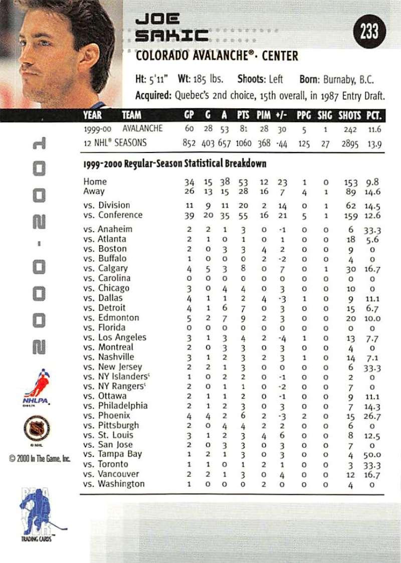 2000-01-BAP-Memorabilia-Hockey-Cards-Pick-From-List-Includes-Rookies-201-400 miniature 63