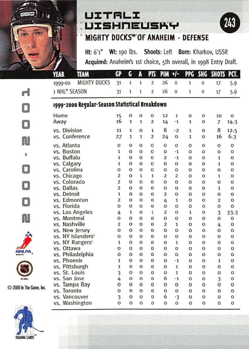 2000-01-BAP-Memorabilia-Hockey-Cards-Pick-From-List-Includes-Rookies-201-400 miniature 81