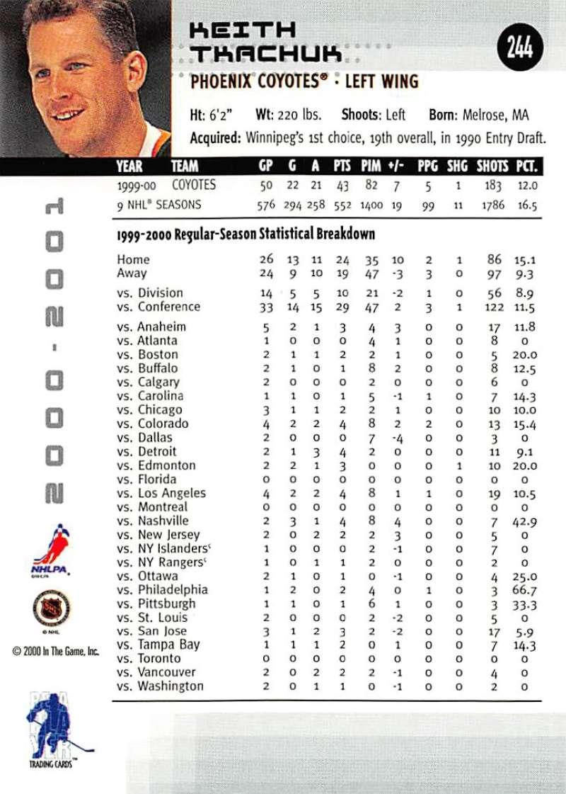 2000-01-BAP-Memorabilia-Hockey-Cards-Pick-From-List-Includes-Rookies-201-400 miniature 83