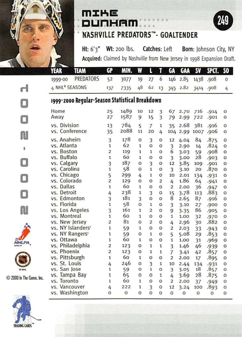2000-01-BAP-Memorabilia-Hockey-Cards-Pick-From-List-Includes-Rookies-201-400 miniature 93