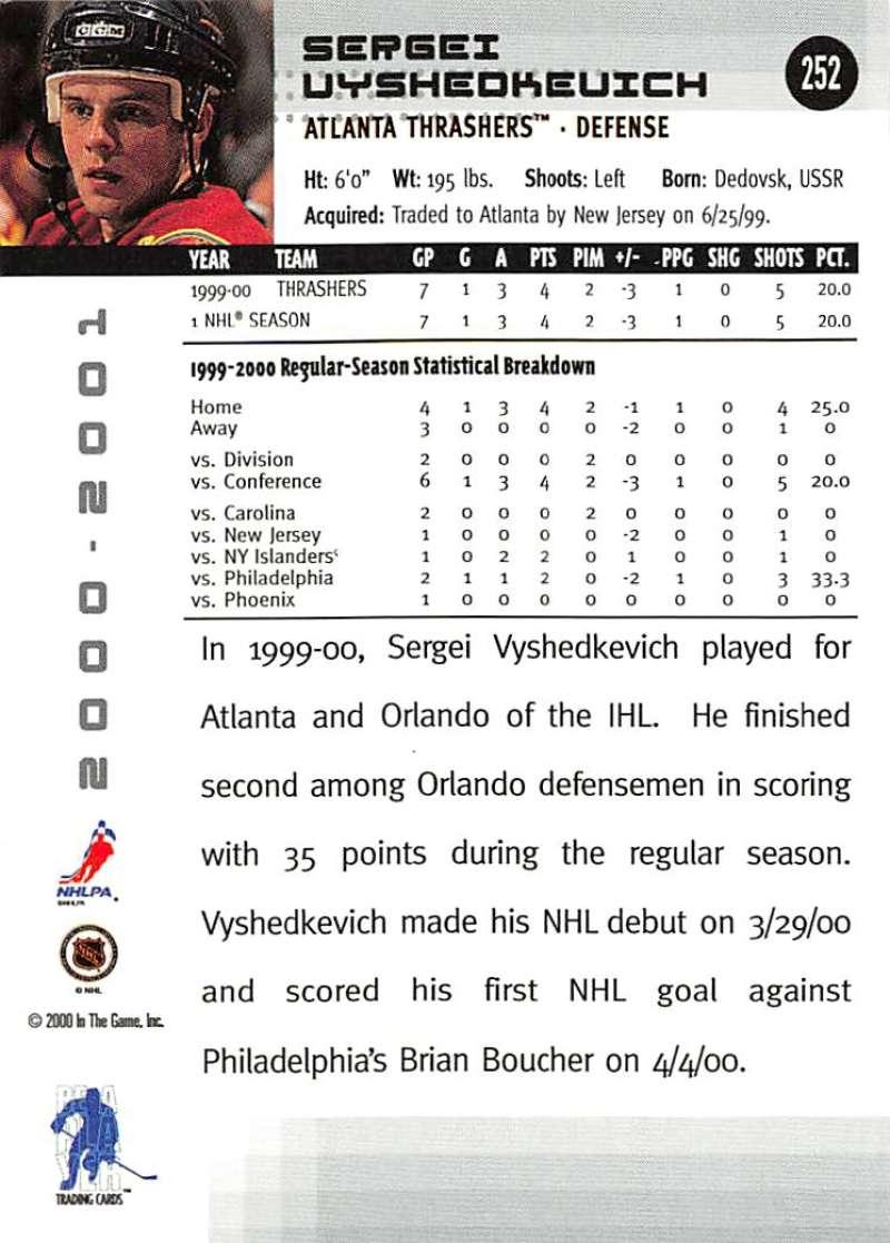2000-01-BAP-Memorabilia-Hockey-Cards-Pick-From-List-Includes-Rookies-201-400 miniature 99