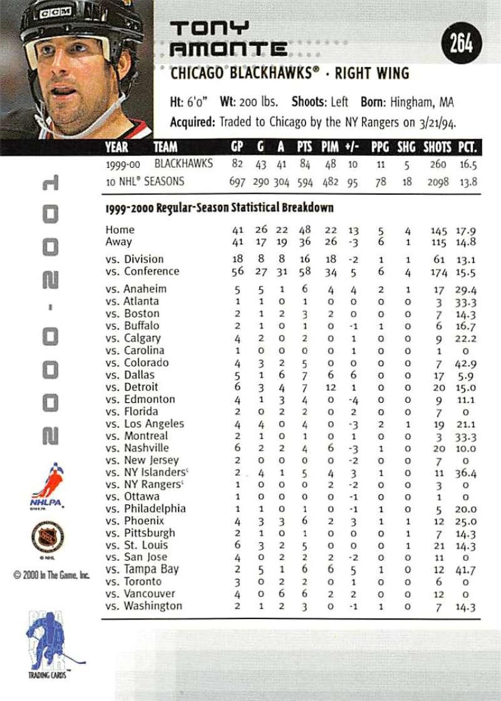 2000-01-BAP-Memorabilia-Hockey-Cards-Pick-From-List-Includes-Rookies-201-400 miniature 123
