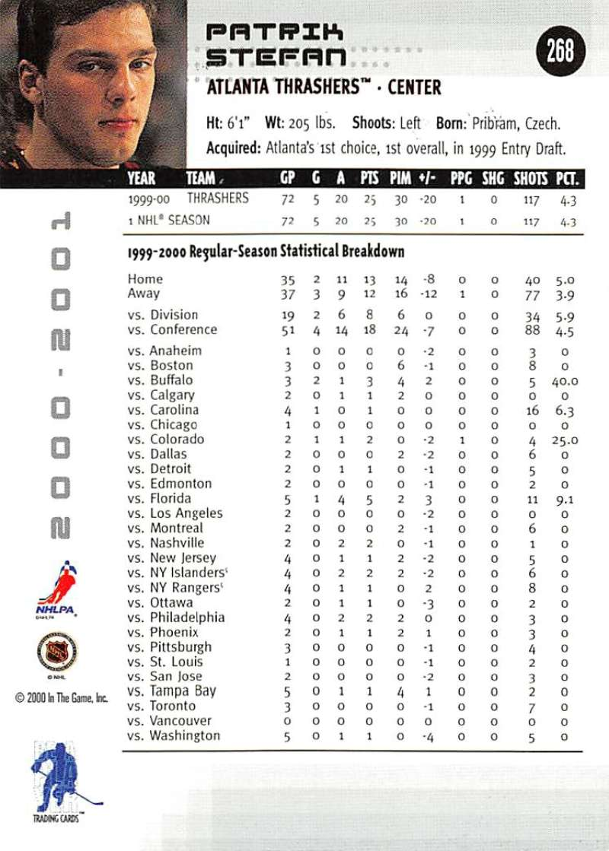 2000-01-BAP-Memorabilia-Hockey-Cards-Pick-From-List-Includes-Rookies-201-400 miniature 131