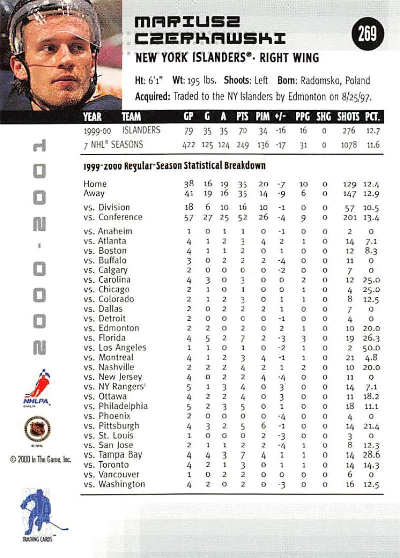 2000-01-BAP-Memorabilia-Hockey-Cards-Pick-From-List-Includes-Rookies-201-400 miniature 133