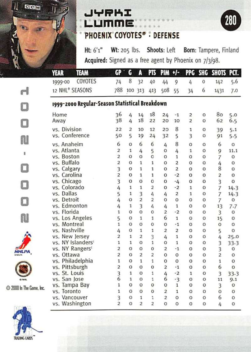 2000-01-BAP-Memorabilia-Hockey-Cards-Pick-From-List-Includes-Rookies-201-400 miniature 155